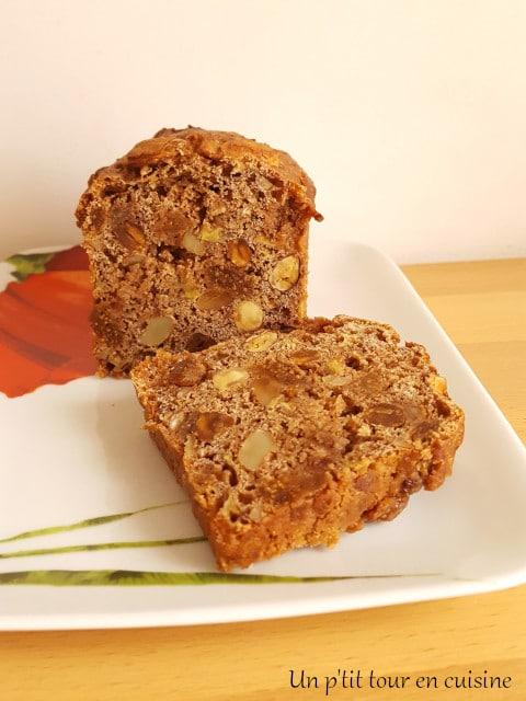 Cake aux noix de cajou nature