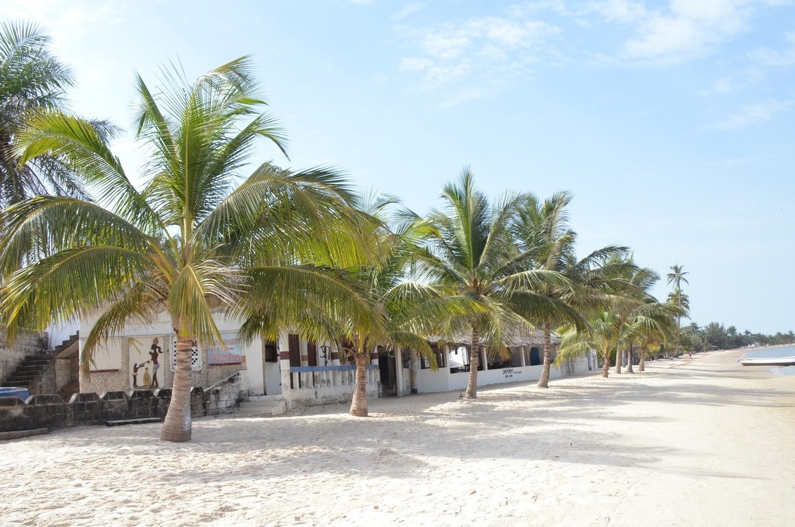 Ile de Carabane en Casamance