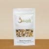 Muesli Noix de cajou baies de goji myrtilles raisins secs pour un petit déjeuner équilibré